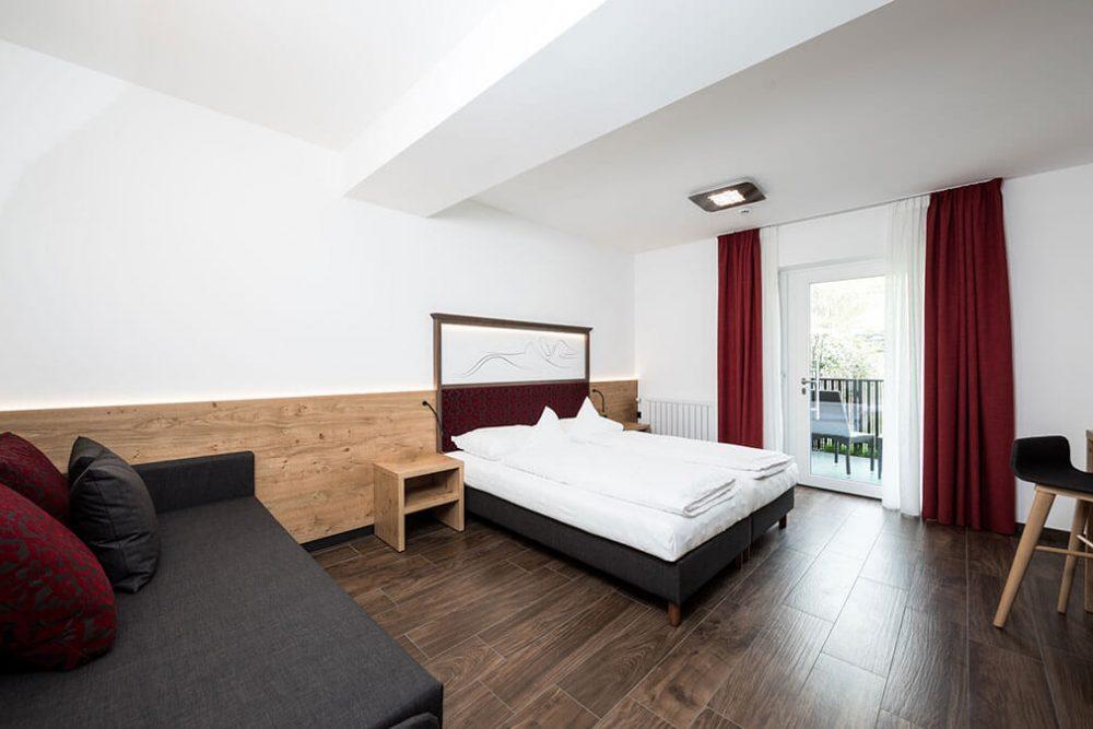 Landgasthof Seeperle - Doppelzimmer Deluxe